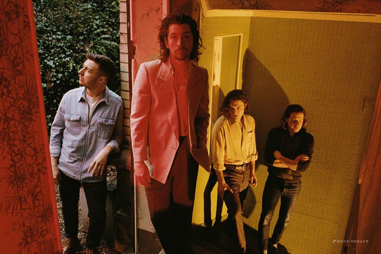 Arctic Monkeys Tranquility Base Hotel & Casino Albümü İle Dönüyor